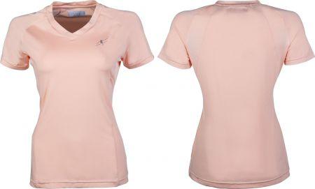 HKM T-Shirt Mondiale Apricot L nodig? - ruitershopbeerens.nl