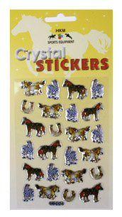 Crystal stickers Multi - nodig? - ruitershopbeerens.nl