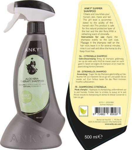 Anky Aloe Vera Therapy shampoo. Kleurloos 500ml nodig? - ruitershopbeerens.nl