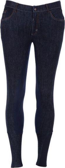 BR Heren Rijbroek Melbourne Jeans blauw 48 nodig? - ruitershopbeerens.nl