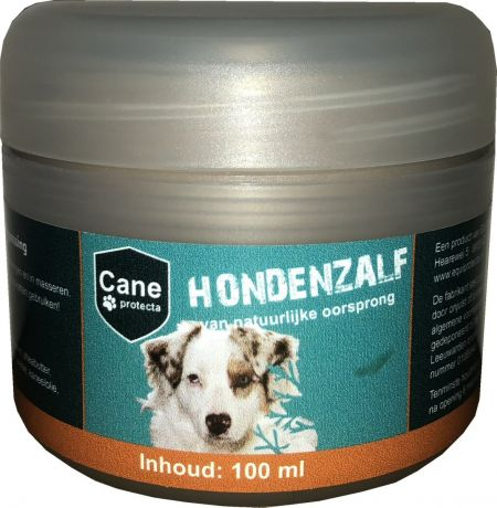 Cane- Protecta Hondenzalf kleurloos 100ml nodig? - ruitershopbeerens.nl