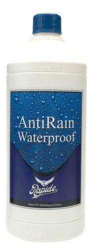 Anti Rain Rapide - 1 liter nodig? - ruitershopbeerens.nl