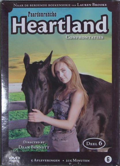 DVD Paardenranch Heartland Confrontaties (Deel 6) nvt nvt nodig? - ruitershopbeerens.nl