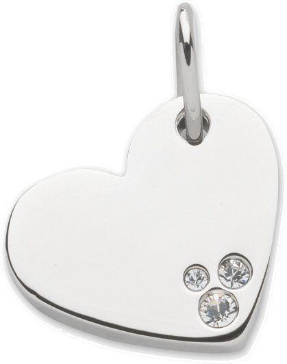 Energetix hanger hart met strass RVS 2 cm nodig? - ruitershopbeerens.nl