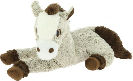 Equi Kids Knuffelpaard Groot model Beige 35cm nodig? - ruitershopbeerens.nl