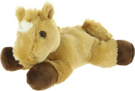 Equi Kids Knuffelpaard Medium model Licht Bruin 25cm nodig? - ruitershopbeerens.nl