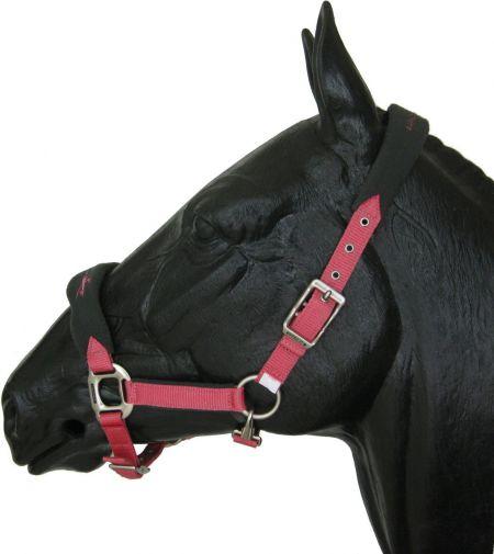 Equi Theme Halster Deluxe Zalm Pony nodig? - ruitershopbeerens.nl