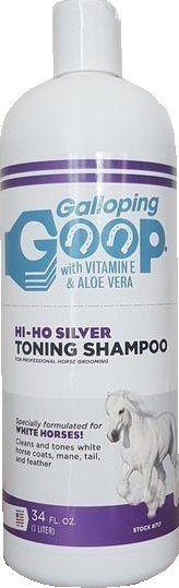 Galloping Goop Hi- Ho silver Toning shampoo Paars 1 Liter nodig? - ruitershopbeerens.nl