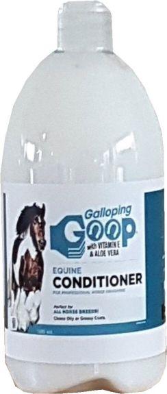 Galloping Equine Conditioner maakt het haar super zacht. Blank 500ml nodig? - ruitershopbeerens.nl