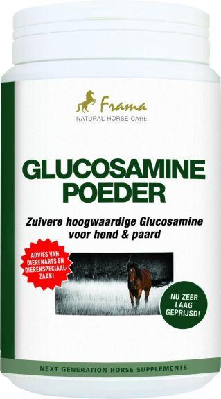 Frama Glucosamine poeder nvt 500 gr nodig? - ruitershopbeerens.nl
