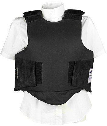 HKM Bodyprotector Flex Zwart XXS nodig? - ruitershopbeerens.nl