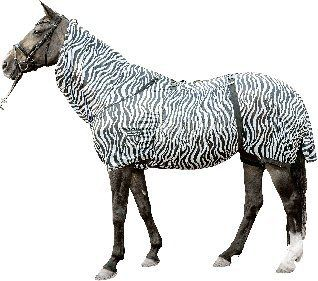 HKM Eczeemdeken Zebra Wit 195 nodig? - ruitershopbeerens.nl