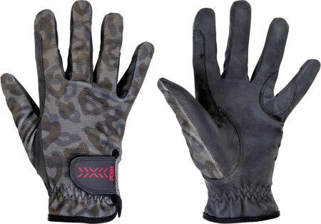 HKM Handschoenen Survival Camouflage groen L nodig? - ruitershopbeerens.nl