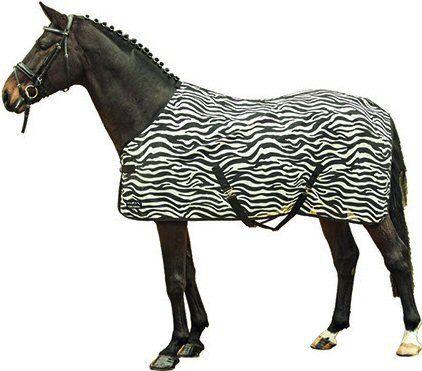 HKM Vliegendeken Zebra Wit 145 nodig? - ruitershopbeerens.nl