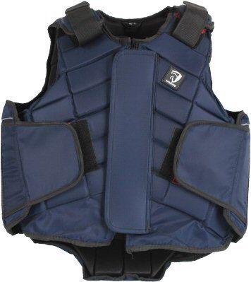 Horka Bodyprotector Flexplus Navy XS nodig? - ruitershopbeerens.nl
