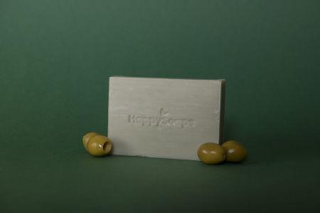 The Happy Soaps Handzeep - Olijfolie en Castorolie Olijfolie 100 gram nodig? - ruitershopbeerens.nl