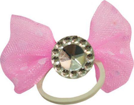 Show-bows Roze Big Crystal Roze 20 stuks nodig? - ruitershopbeerens.nl