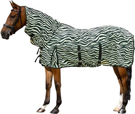 Vliegendeken Zebra Zebra print 155 nodig? - ruitershopbeerens.nl