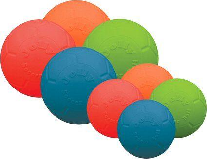 Jolly Soccer Ball. Orange 15CM nodig? - ruitershopbeerens.nl