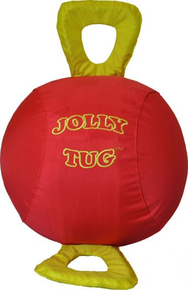 Jolly Tug Ball Equine Blauw 35 cm nodig? - ruitershopbeerens.nl