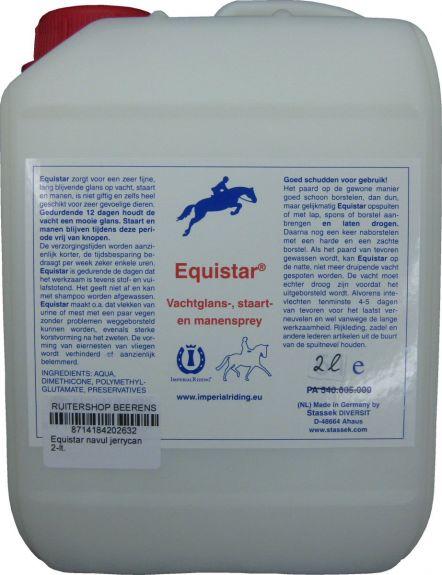 Equistar Navulling 2 liter Kleurloos 2 Liter nodig? - ruitershopbeerens.nl