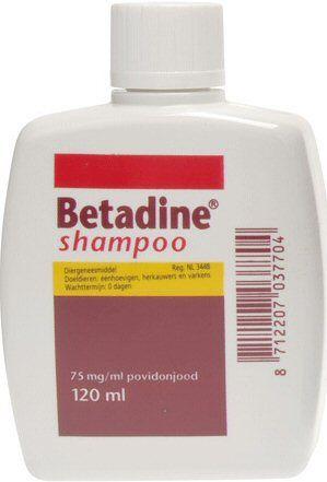 Betadine Shampoo - 120 ml nodig? - ruitershopbeerens.nl
