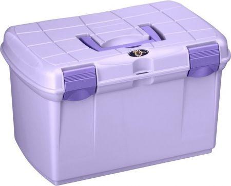 IR poetskist jollybox middel Lila/Paars 36 cm bij 25 cm nodig? - ruitershopbeerens.nl