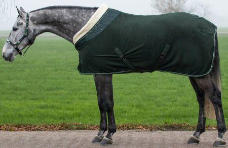 QHP Fleece deken Brilliance Deep Forest 205 nodig? - ruitershopbeerens.nl