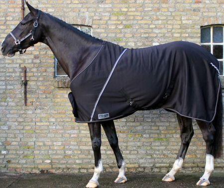 QHP Quick Dry Cooler deken Zwart 185 nodig? - ruitershopbeerens.nl