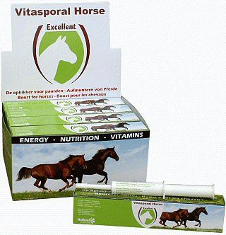 Vitasporal Horse - - nodig? - ruitershopbeerens.nl